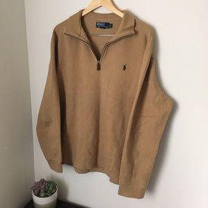 Brown polo Ralph Lauren Sweater